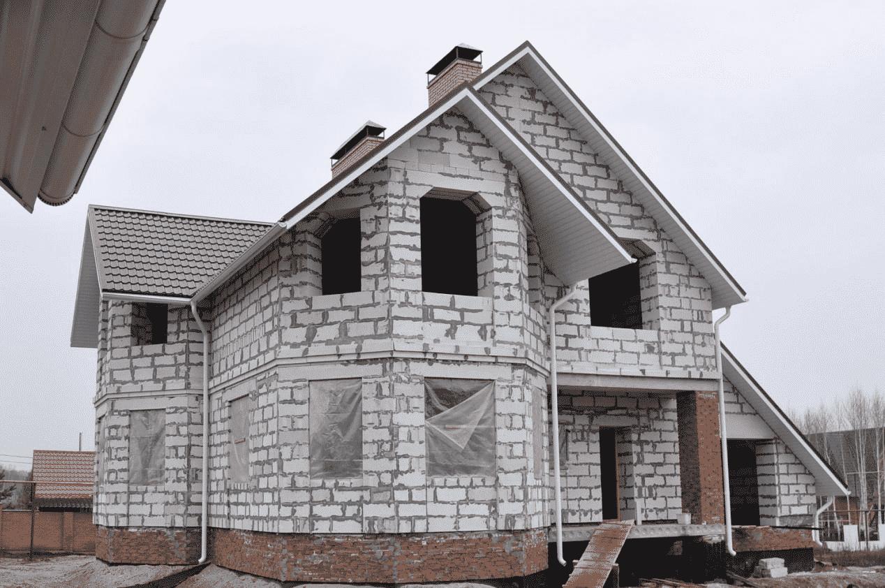 дом из блоков отзывы
